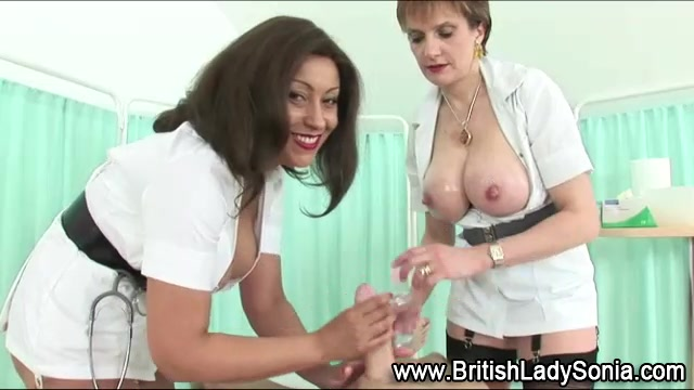Fetish matrons milk cock for cumshot rate naked pics and videos