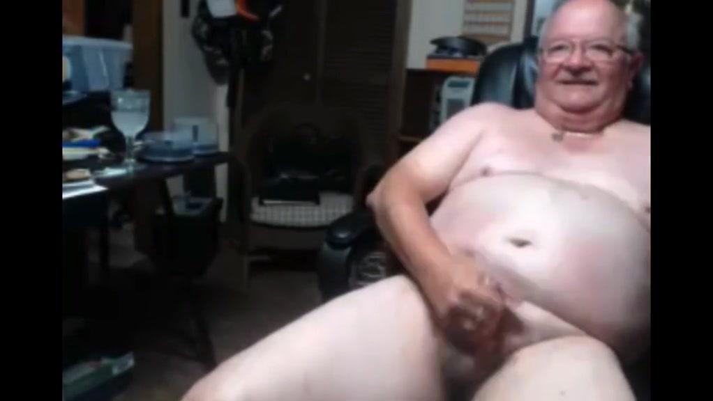 Grandpa cum on webcam 1 hot hotter girl naked