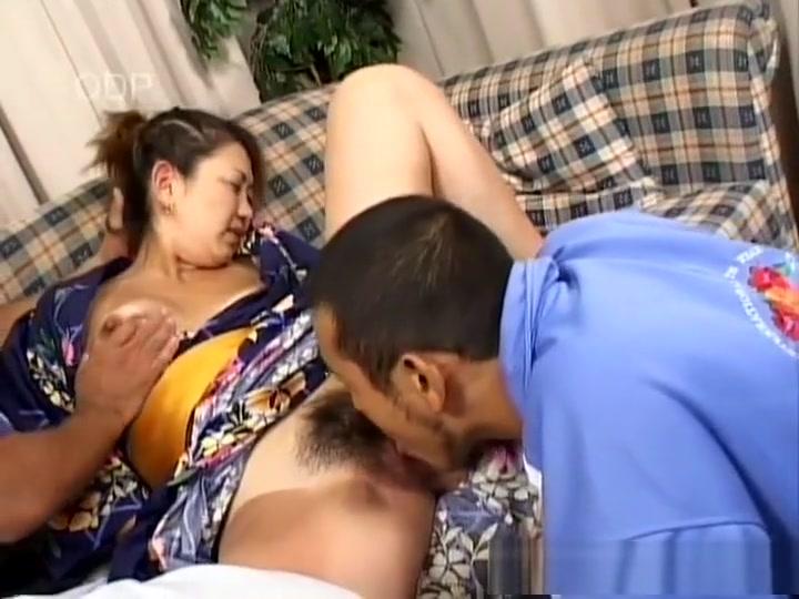 Incredible pornstar Risa Tsukimura in hottest threesomes, blowjob adult video Hd Xxx Video Download Free