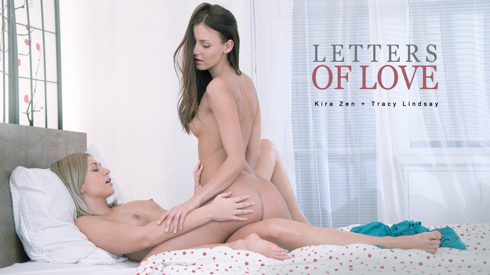 Kira Zen Tracy Lindsay in Letters Of Love - BabesNetwork tiny girl video nude