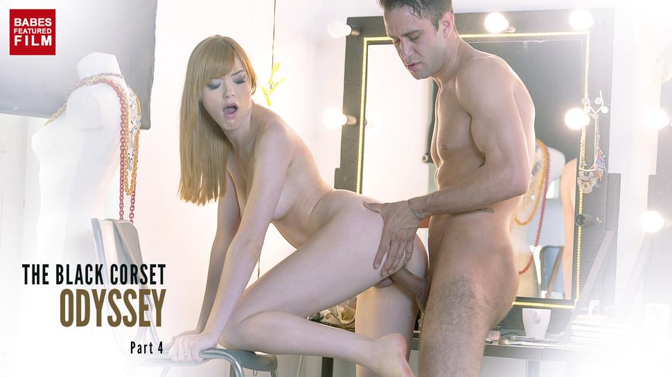 Anny Aurora in The Black Corset Odyssey Part 4 - BabesNetwork free nude girls with marijuana