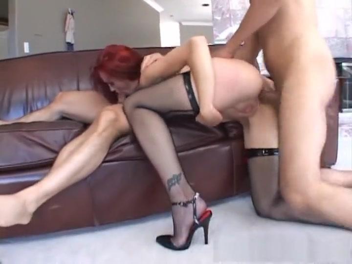 Crazy pornstar Bailey Odare in fabulous redhead, dp xxx clip