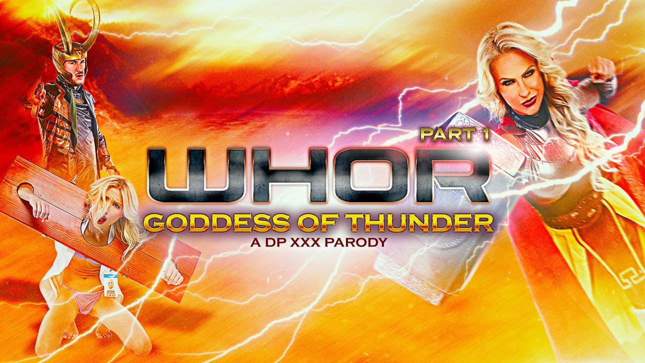 Danny Mountain Phoenix Marie in Whor: Goddess of Thunder, A DP XXX Parody Part 1 - DigitalPlayground Usaf lakenheath