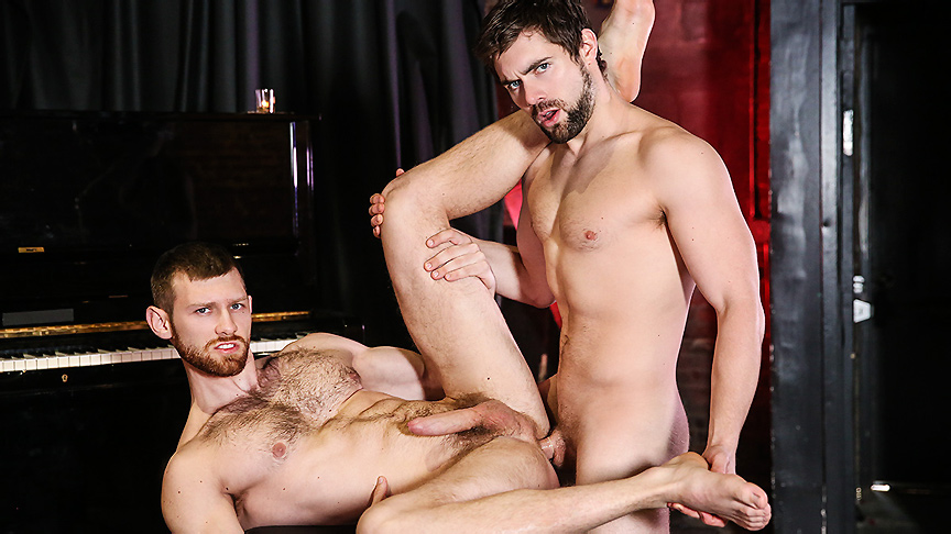 Griffin Barrows Jacob Peterson in Prohibition Part 2 - Str8ToGay Boys Pissing Outdoor Video Dowbload