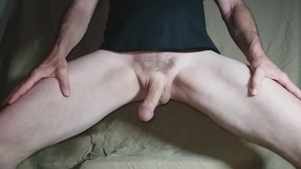 My balls and cock bouncing in super slow motion. Front view Sexy pics to send a guy