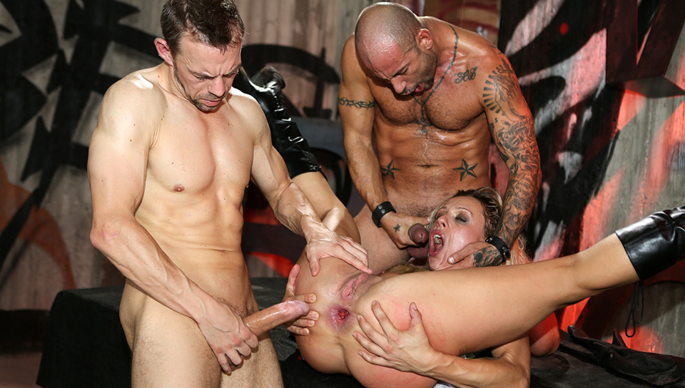 Hunter Leone Ners Zen in Porn Camp: DP Drilling - EvilAngel free fuck girls hollywood