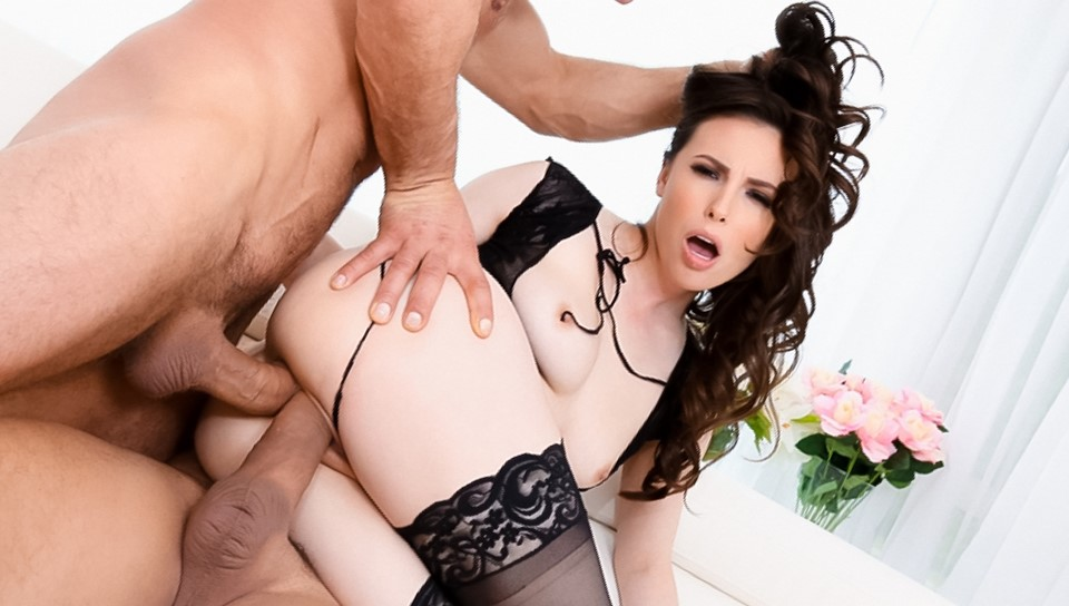 Casey Calvert Ramon Nomar in Squirting Casey: Double-Anal Threesome - EvilAngel mom porn jav hd xnxx
