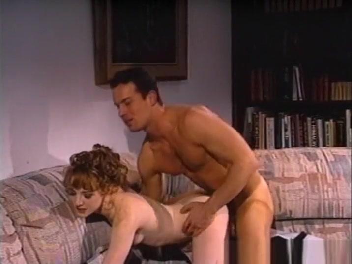 Hottest pornstar in horny strapon, redhead porn movie