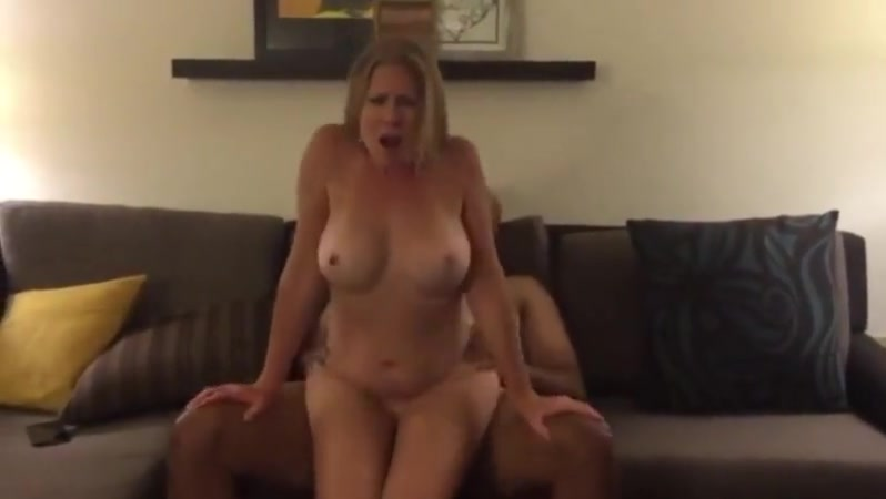 Blonde wife multi orgasm bbc Wife tits jerks off landlord