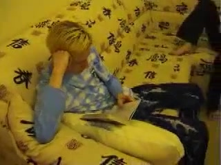 Gay best friends fuck on a couch Hairy russian girl fucked