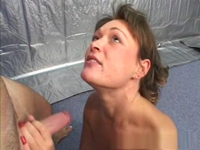 Incredible pornstar Billie Britt in amazing brunette, blowjob xxx scene Big boobs full strip