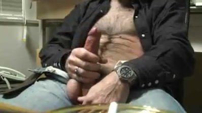 Hairy big dick daddy Underwater sex... for some quick cash