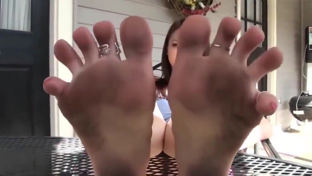 Sexy feetfetish soles 2 how to create a role play