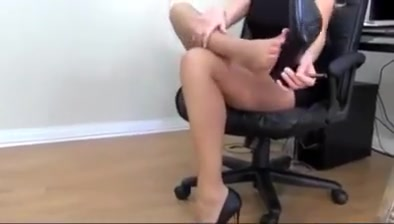 Ultimate rm shoe dangle joi porno for pyros tahitian