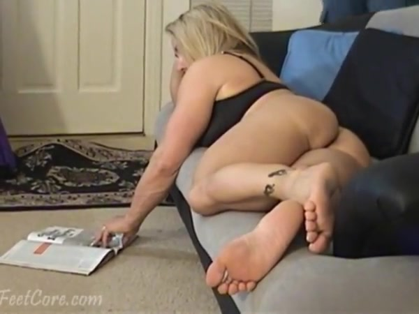 Gayle moher soles feet worship Big tits yoga pants gif