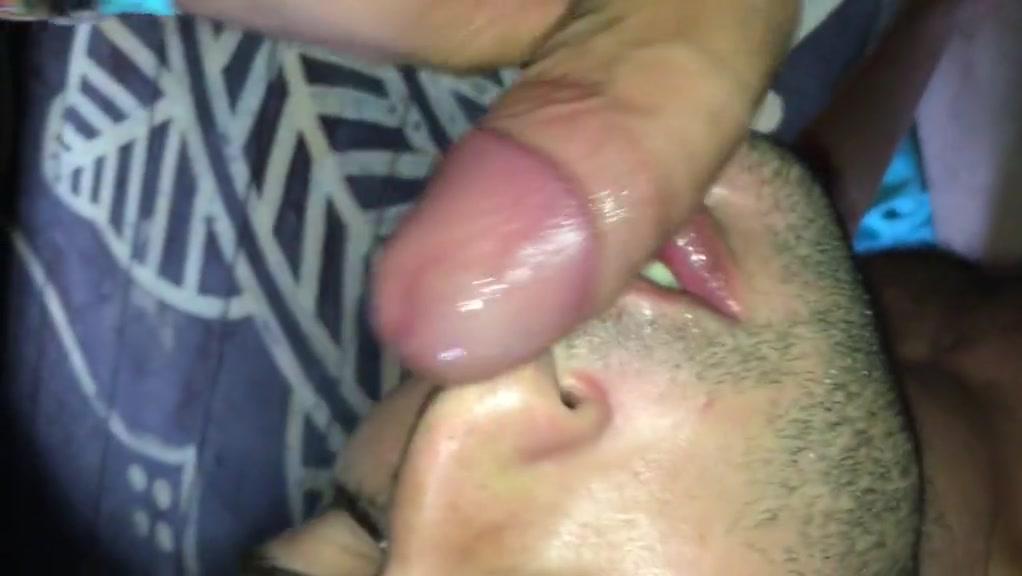 Sucking a big latin cock Luke garrett gay porn star