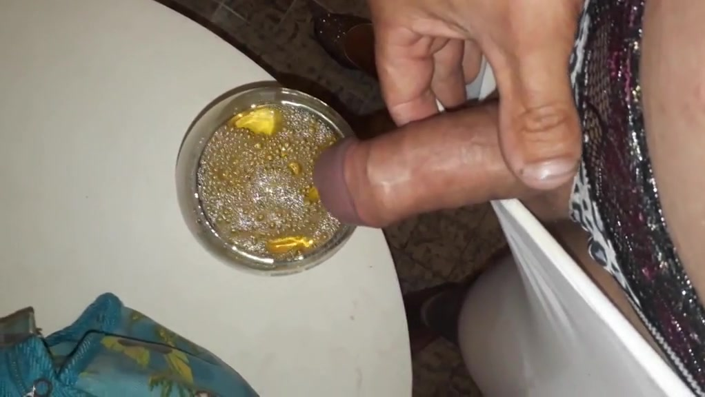 Hot pee time again and swallow it sexy australia nude pic