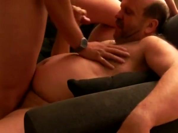 Daddy bear getting a cum shower Amateur milf pantyhose