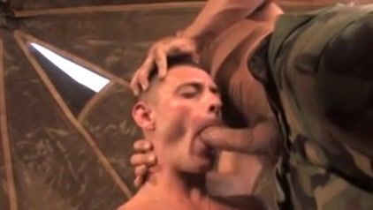 Kinky sergeant fucks his subordinate in the tent asian weapons jo steel