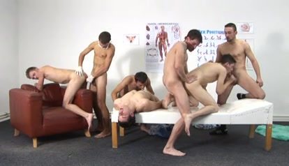 Gangbang Theraphy In ussr home sex
