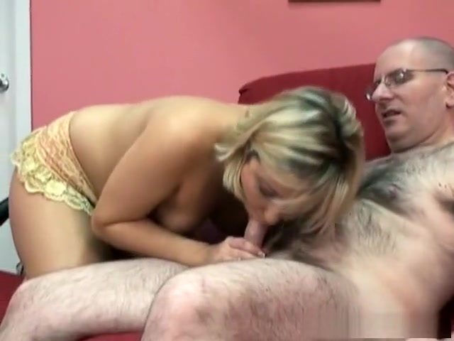 Horny pornstar Liliy Anna in exotic blowjob, blonde adult movie Double penetrated slut loves it