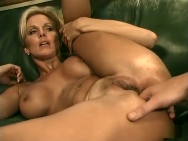 Fabulous pornstar T.J. Hart in amazing anal, blonde adult scene