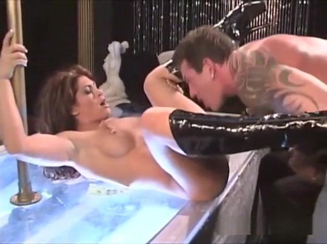 Horny pornstar in crazy milfs, brunette xxx video Hannah Benjamin