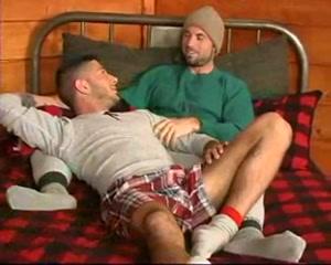 Lenadores calientes Gay Porn Big Cock Cum