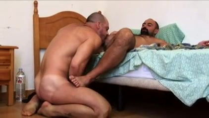 Men at work 2 Dad Fucks Neighbour