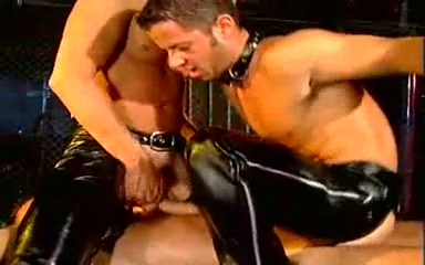 bondage like it rough - leather the best free sex ever