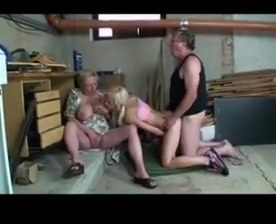 Old couple 3some Hot Milfs Cumming