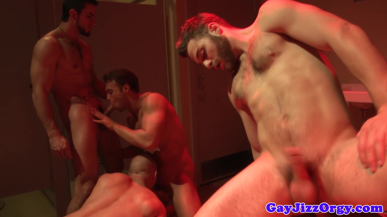 Hardcore orgy with John Magnum and buds Lavish styles boobs bouncing