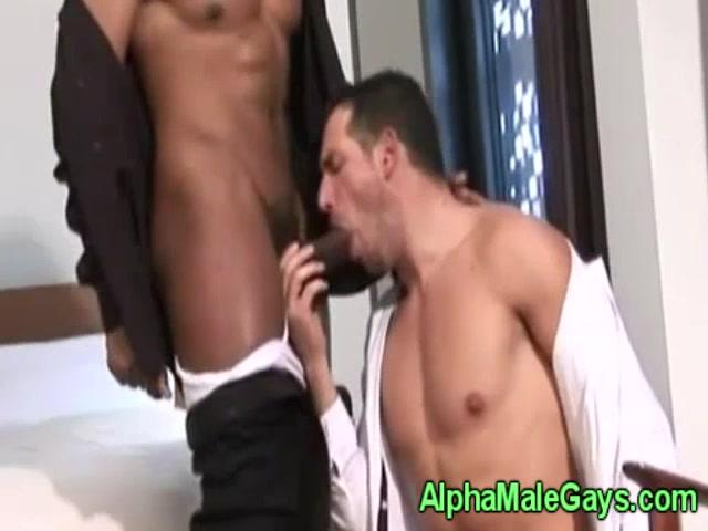 Gay studs interracial anal fun close up big long gay cock