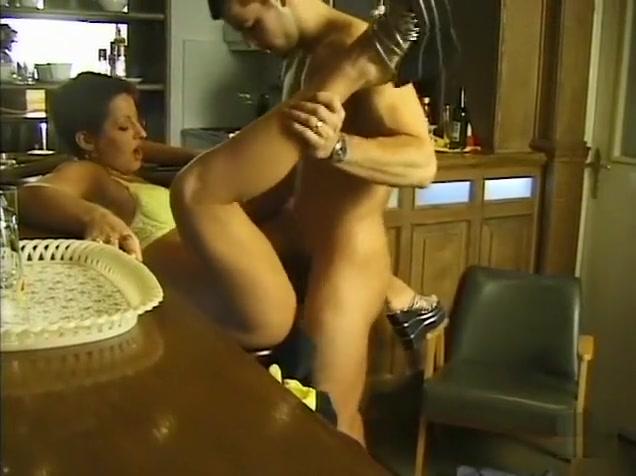 Crazy pornstar Reka Gabor in exotic brunette xxx video Horny wife Barra Brass gets her asshole creampied