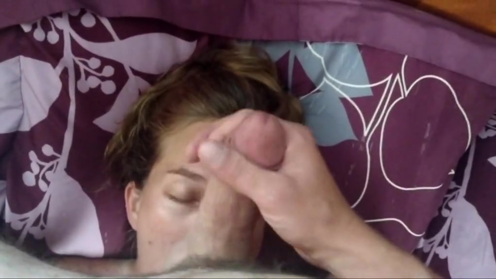 Girlfriend rimjob fuck and facial