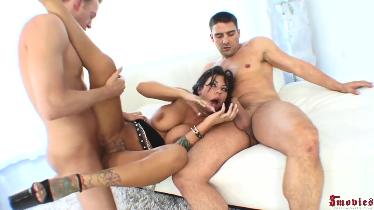 Mason Moore enjoys taking two dicks deep Slutty girls naked fucking