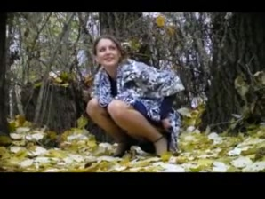 Russian bride pissing in forest! Amateur! free unblocked lesbians photos