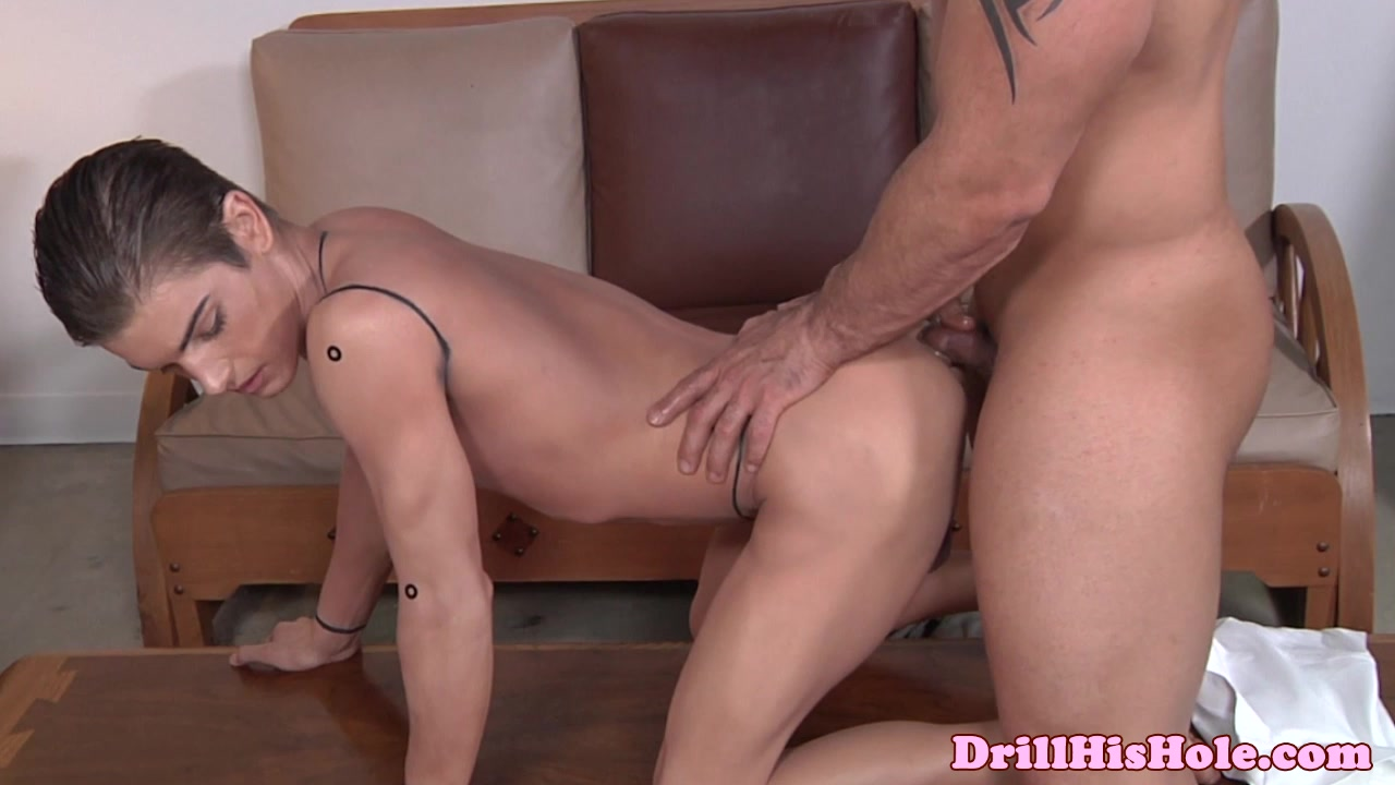 Marcus Ruhl drilling bottom bitch Barbie griffin having sex
