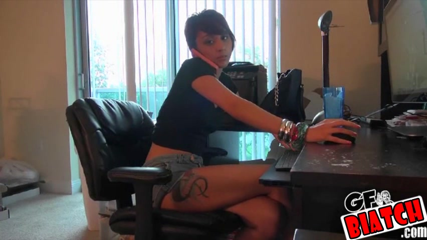Sweet brunette chick Tezza loves to fuck