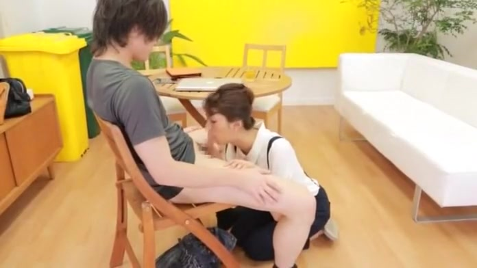 Fabulous Japanese chick Nozomi Aso in Crazy Cunnilingus, Facial JAV movie
