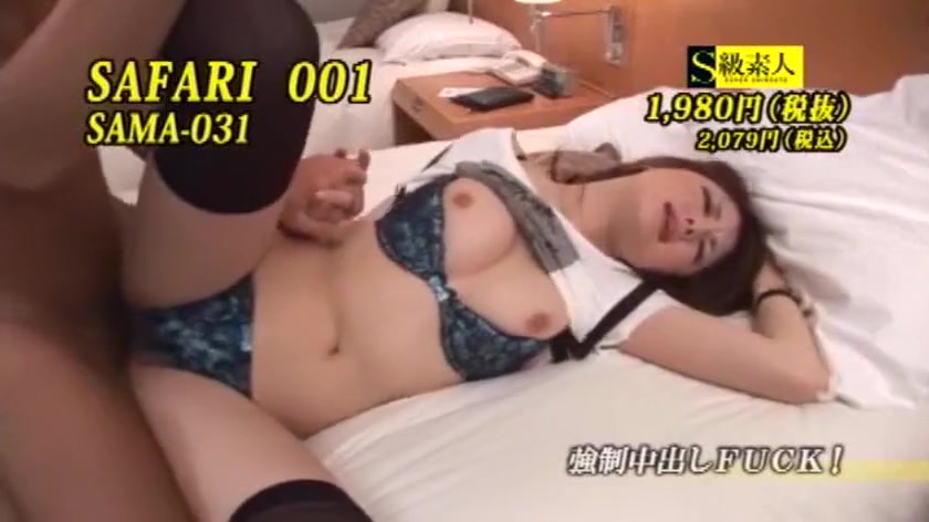 Horny Japanese model Marie in Crazy JAV scene berkshire ultra sheer off black pantyhose