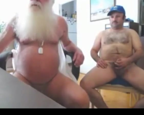 Grandpa and daddy on webcam Ftm hard