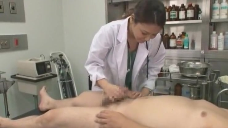 Incredible Japanese whore Ryo Sena, Yuzu Yamanashi, Miku Tanaka in Fabulous Medical JAV clip Close up pics of assholes