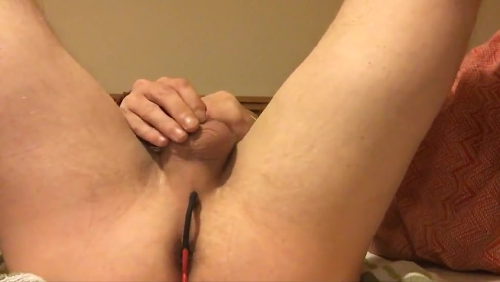Prostate milking - dildo riding cena de sexo de broke backmoutain