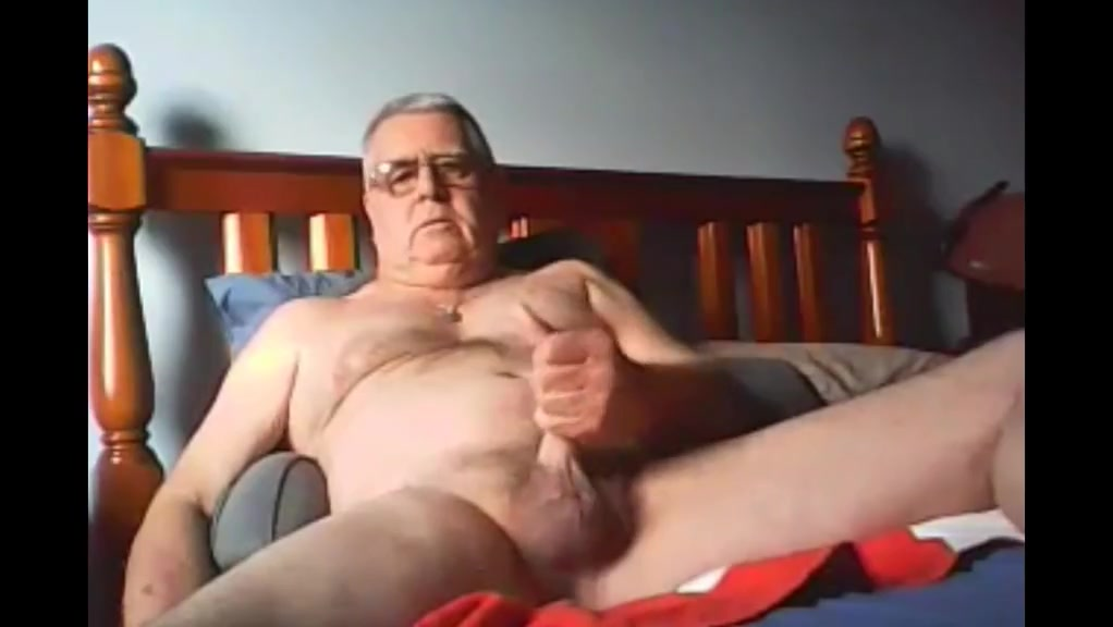 Grandpa cum on webcam 3 Close erotic amateur fucking