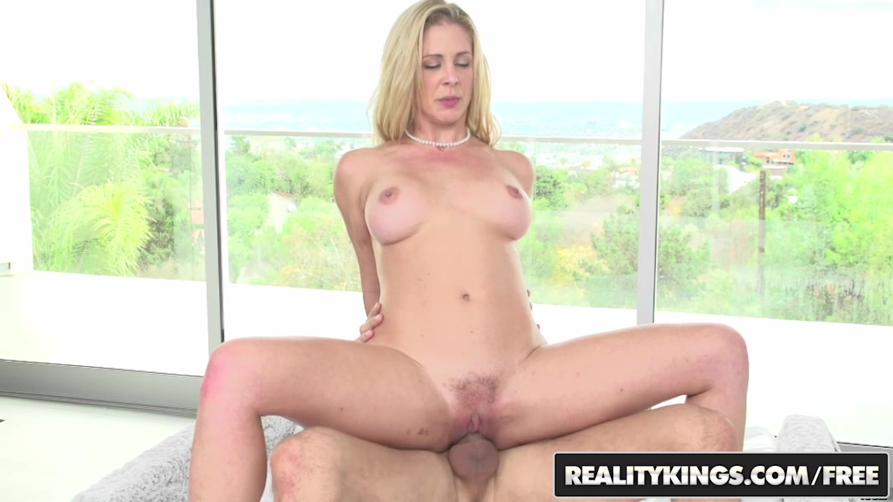 RealityKings - HD Love - Cherie Deville Mick Blue - A Bit Of Cherie Cum Drip From Rectum