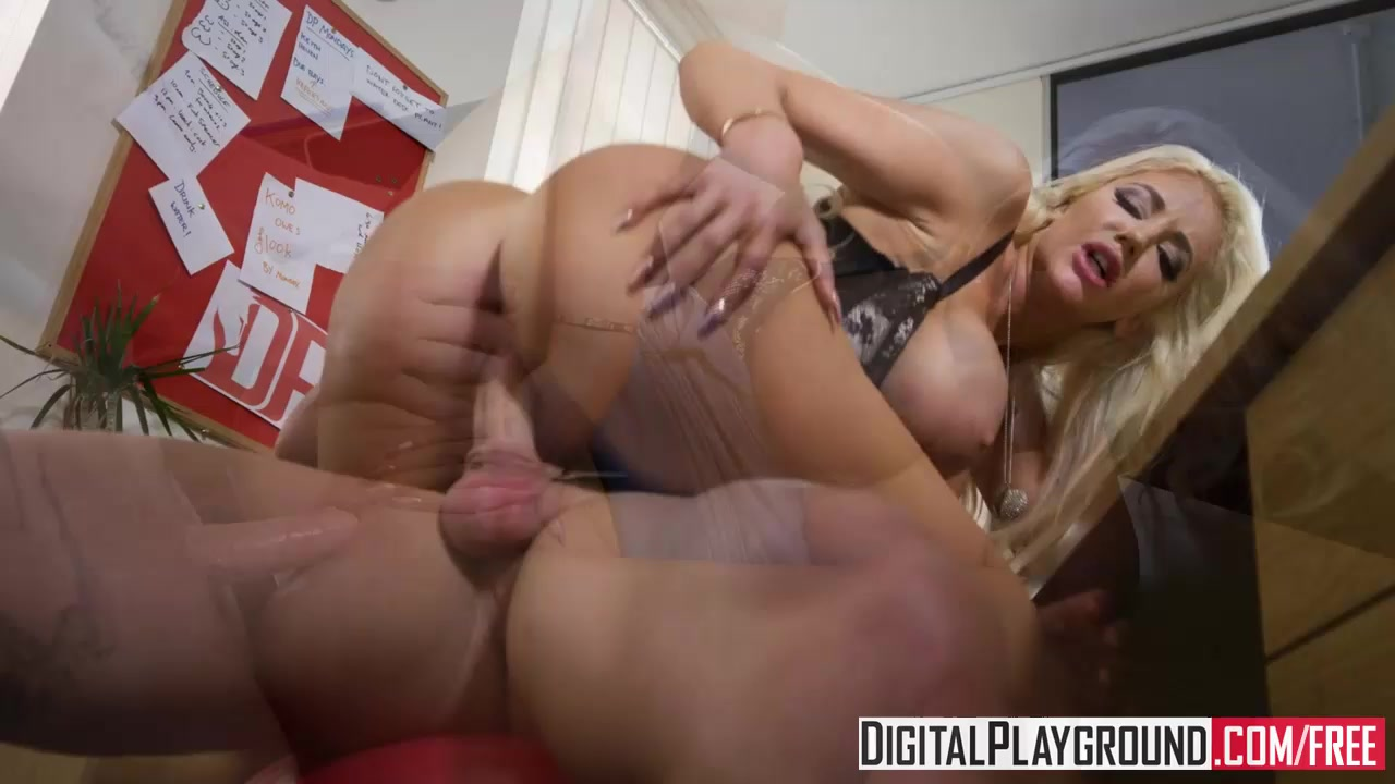 DigitalPlayground - The New Girl Episode 1 Nicolette Shea Luke Hardy Newdehati Video