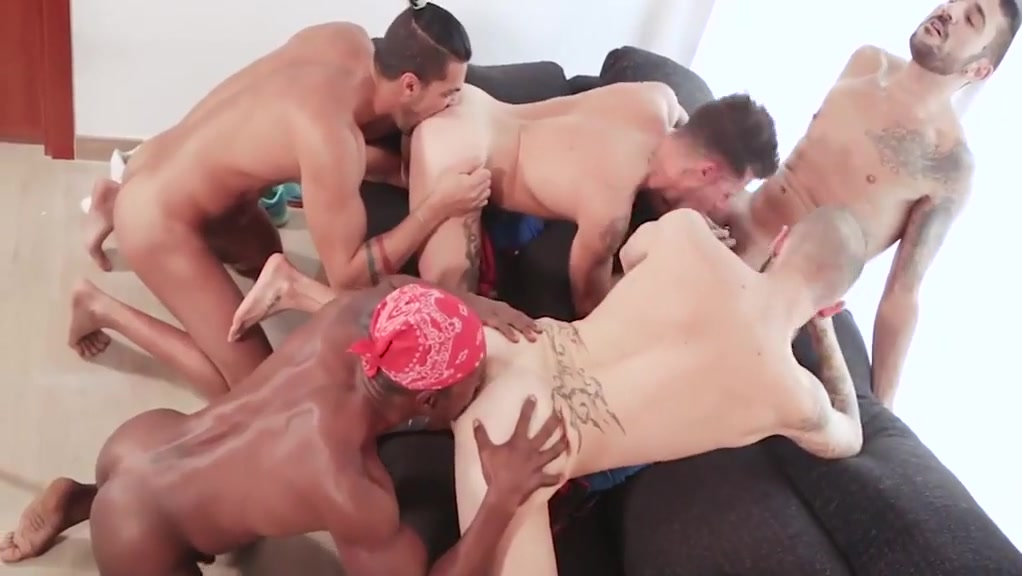 Five men hot group fuck high res porn free