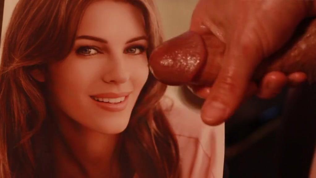 Elizabeth liz hurley tribute celebrity cumshot supermodel i poop while having anal sex