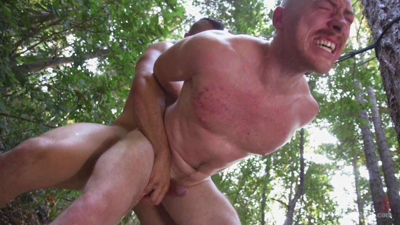 Jonah Fontana Damien Moreau in Deep Woods Domination: Chapter 3 - BoundGods white men black women sex video